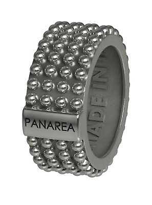 S0309784 Anello Donna Panarea As254Ox (14 Mm)