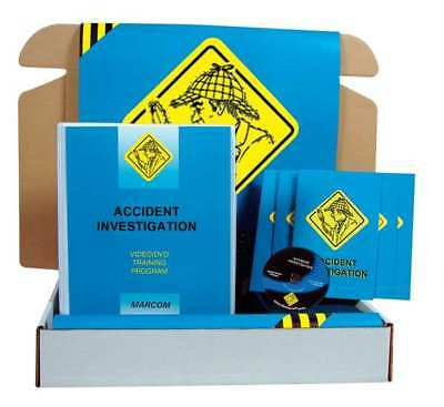 Accident Investigation DVD Kit
