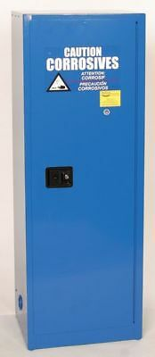 EAGLE CRA-2310 Corrosive Safety Cabinet, 65 In. H