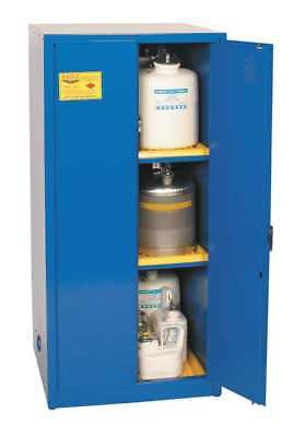 EAGLE CRA-62 Corrosive Safety Cabinet, 31-1/4 In. D