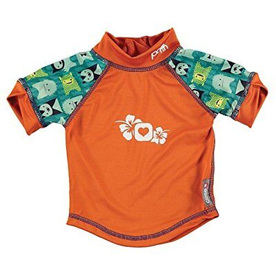 Close Parent 25877 - Camiseta de baño con protección UV, diseño Monster Herman,