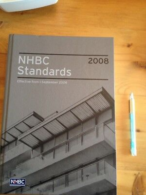 Book NHBC 2008 Building Standards