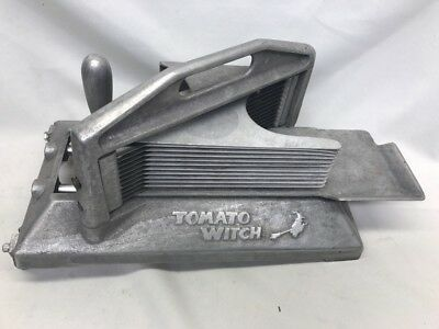 "Tomato Witch Commercial Slicer Fasline Model 919 Prince Castle 1/4"" inch slices"