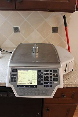 Hobart Quantum ML 28879-BJ Deli - Grocery - Scale - Printer - As-Is - Read Desc.