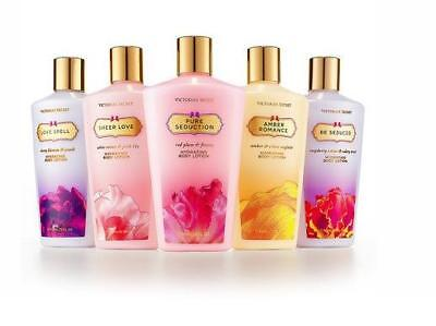 Victoria's Secret Hydrating Fragrance Body Lotion 250ml - All Scents
