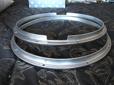 Diecast Snare Drum Hoops
