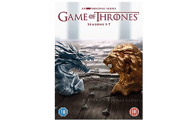 NEW Game of Thrones The Complete Season 1-6 DVD Box Set 1 2 3 4 5 6 REGION 2 UK