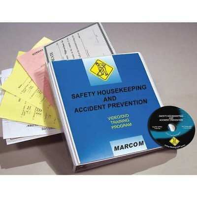 Safety Housekeeping Accident Prvntn DVD