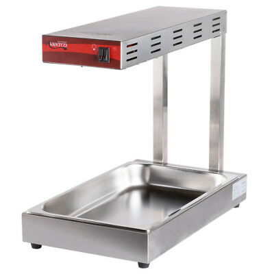 Countertop Infrared Commercial French Fry Food Warmer Dump Station 1000W 120V