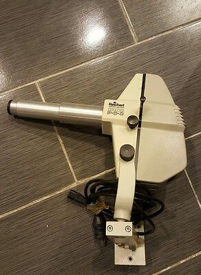 Reichert Longlife Project O Chart eyechart projector