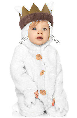 Brand New Brand New Where the Wild Things Are Baby Max Toddler Costume
