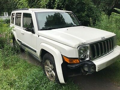 2007 Jeep Commander SPORT 2007 jeep commander