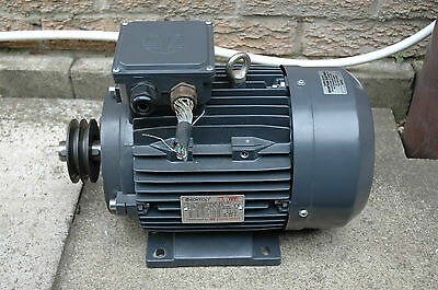 4 kw Electric Motor ECHTOP
