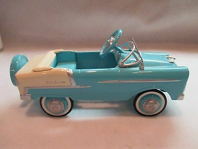 "HALLMARK Kiddie Car Classics ""1955 CUSTOM CHEVROLET"" Don Palmiter Collection COA"