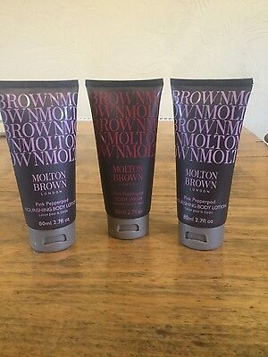 Molton Brown Pink Pepperpod Body Lotion & Body Wash