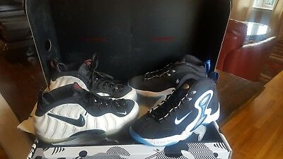 5e7a22afdf5 NIKE Class of 97 Pack He Got Game - foamposite package Size 10 (808643-