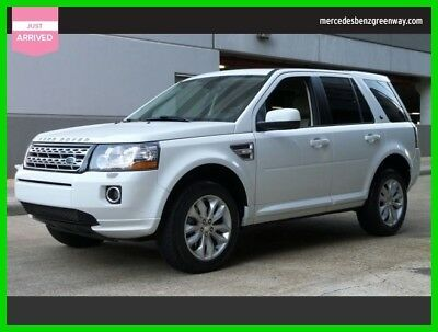 2014 Land Rover LR2 HSE LUX 2014 HSE LUX Used Turbo 2L I4 16V Automatic Four Wheel Drive SUV Premium