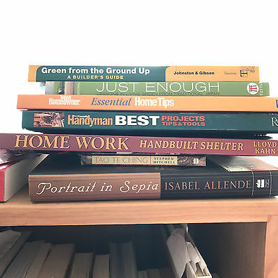 Lot-of-700-Used-Books-Pickup in Asheville-Variety of Topics