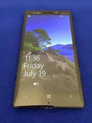 Mint Verizon & Factory Unlocked For Gsm Nokia Lumia Icon 929  32Gb