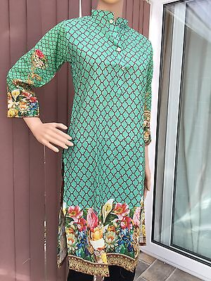 Kurta style Printed beautiful lawn Readymade