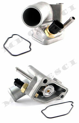 Thermostat & Housing with sensor - Holden Astra TS AH Barina XC 1.8 Z18XE (ST 1)