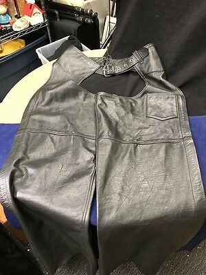 Chaps Leather Men's Bonus 4XL