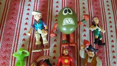 vintage / modern job lot bundle toys action figure