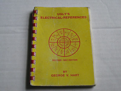 Ugly's Electrical References 1993 Edition George V Hart