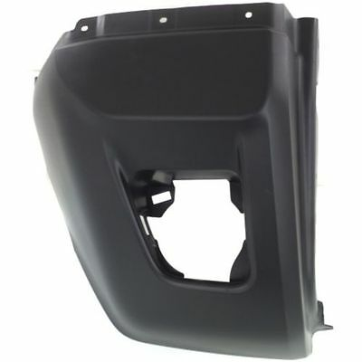 NEW 2014-2016 FITS TOYOTA TUNDRA BUMPER END FRONT LEFT DRIVER SIDE TO1004185