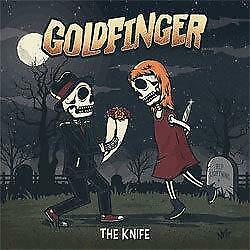 "New Music Goldfinger ""The Knife"" LP"