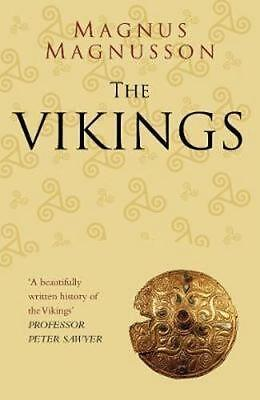 NEW The Vikings By MAGNUS MAGNUSSON Paperback Free Shipping