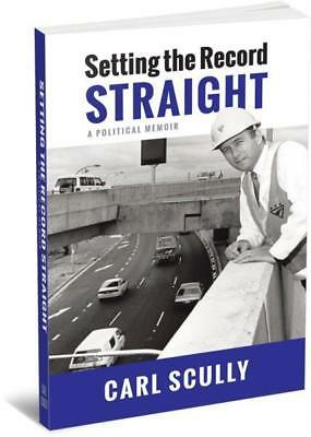 NEW Setting the Record Straight By Carl Scully Paperback Free Shipping