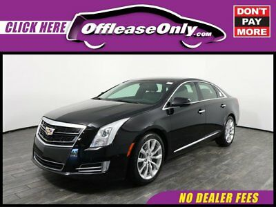 2016 Cadillac XTS Luxury FWD Off Lease Only Black Raven 2016 CadillacXTSLuxury FWD with 36318 Miles