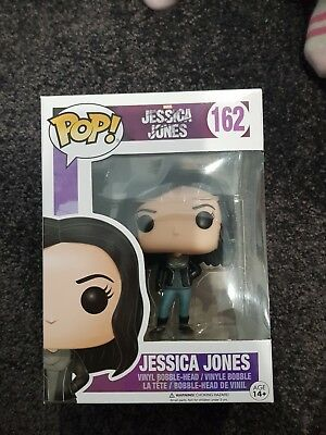 Marvel Jessica Jones Pop Vinyl