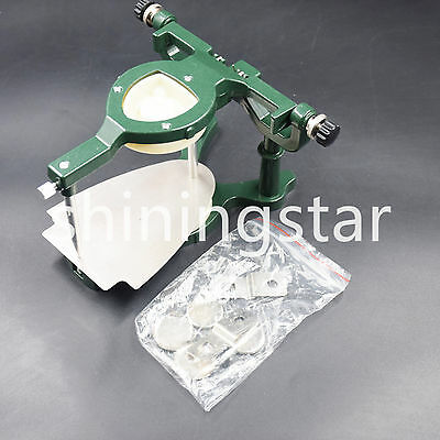 1 Pc Big Dental  Magnetic Articulator Laboratory Adjustable Full Mouth Denture