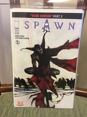 2017 AMAZING HAWAII  COMIC CON SPAWN  #277 Exclusive Variant SPAWN 1 227