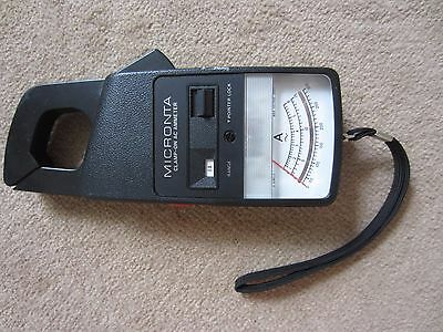 Clamp Meter (analogue)