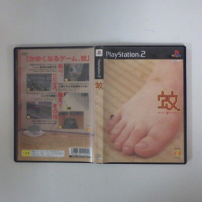 Mister Mosquito  PS2 PlayStation 2 JP GAME/s26
