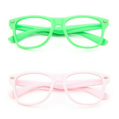 Child Boy Girls Kids Vintage Eyeglass Frames Glasses Full Rim Spectacles Rx able