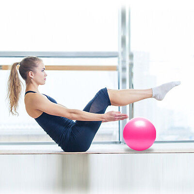 25cm Yoga Ball Physical Balance Fitness Ball Gym Ball Child Woman Pvc Small Ball
