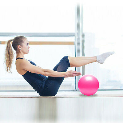 25cm Yoga Ball Sports Physical Balance Fitness Gym Child Woman PVC Small Balls