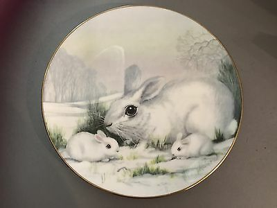 Kevin Platt 'Wildlife In Winter'Collection. Tranquility 1st Edition In 4 Part