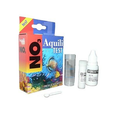 Test NO3 en gouttes aquili (no3, aquarium, crevettes, poisson, aquascaping)