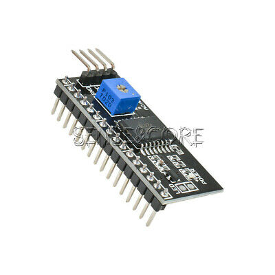 5PCS  IIC/I2C/TWI/SPI Serial Interface Module for Arduino 1602LCD
