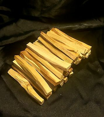 Palo Santo Holy Wood Incense 38 (STICKS APPROX) 1/2 lb SIZE BAG(4+inches long)
