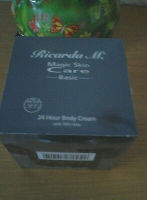 Ricarda M MSC 24 Hour Body Cream 300 ml NEU ,mit 10% Urea ,OVP
