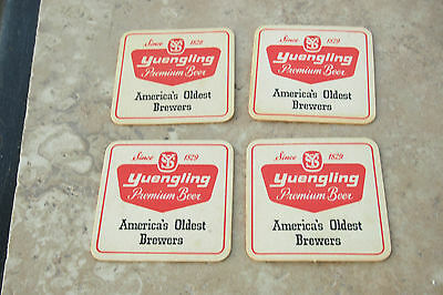 Beer Coasters –  Yuengling –  Advertising Piece