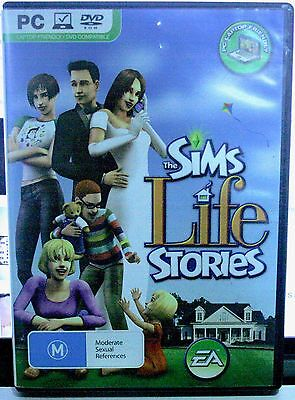The Sims: Life Stories (PC: Mac and PC/ Windows, 2007)
