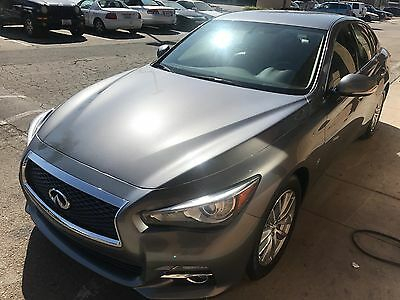 2014 Infiniti Q50  2014 INFINITI Q50 HIGEST BIDDER WINS GOOD LUCK FREE SHIPPING INUS ONLY@ BUY NOW