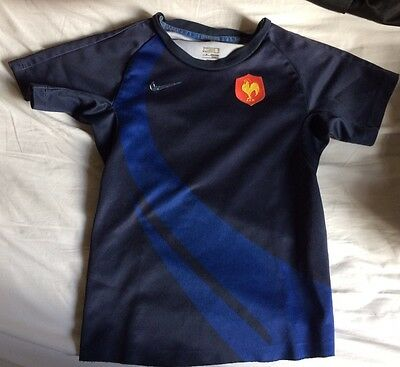 Maillot Rugby France enfant